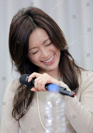 Editorial photo of Japan Actress, Tokyo, Japan