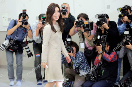 Editorial picture of Japan Actress, Tokyo, Japan
