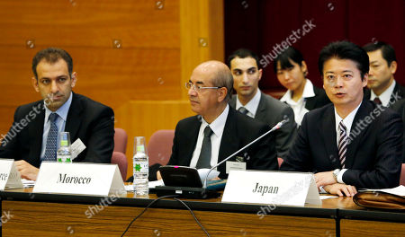 Editorial picture of Japan Syria Sanctions, Tokyo, Japan
