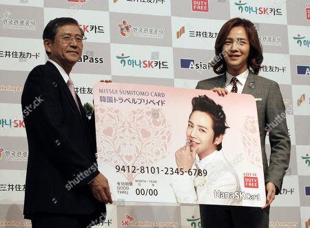 Editorial photo of South Korea Actor Jang, Seoul, South Korea