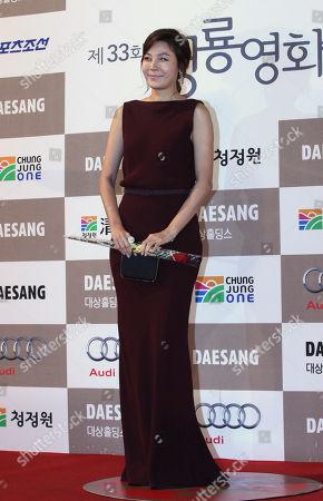 Kim Ha-neul South Korean actress Kim Ha-neul poses for photographers during the Blue Dragon Awards in Seoul, South Korea, . The award is a major film and art awards ceremony in South Korea