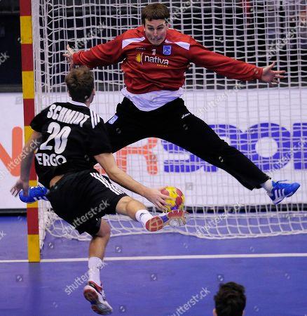 Editorial image of Spain Handball Worlds, Granollers, Spain