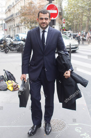 French lawyer Aurelien Hamelle, who is to represent the Duke and Duchess of Cambridge, leaves his office in Paris, . Lawyers for Britain's royal family will make a criminal complaint against the photographer who took pictures of Prince William's wife Kate sunbathing topless in the south of France, William's office said. The palace has already launched a civil lawsuit against France's Closer magazine, which published the paparazzi snaps of the Duchess of Cambridge, relaxing during a holiday at a private villa in Provence