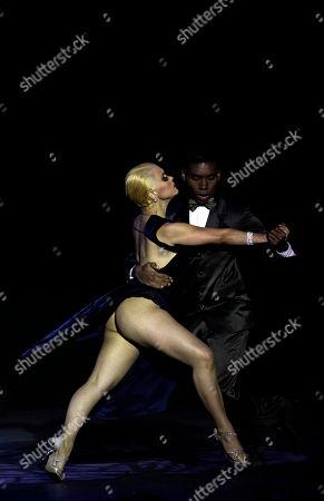 Editorial photo of Argentina Tango, Buenos Aires, Argentina
