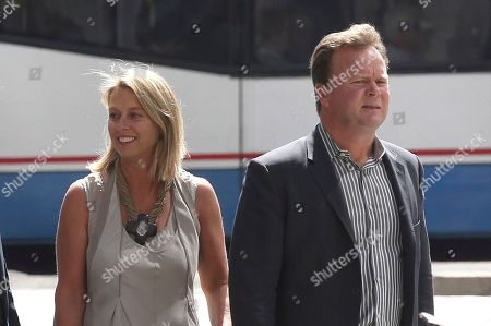 Belinda Pulver Bill Pulver Belinda Pulver, left, and her husband Bill Pulver, mother and father of collar bomb hoax victim Madeleine Pulver, arrive at New South Wales state District Court in Sydney, Australia, . The Pulvers were at the court for the sentencing of Paul Douglas Peters the hoax collar bomber