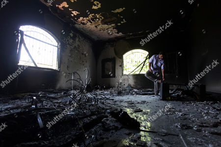 A Libyan man investigating the inside of the U.S. consulate in Benghazi, Libya, after a deadly attack two days earlier. Two of the four U.S. deaths in the Benghazi attack might have been prevented if military leaders knew more about the intensity of the sporadic gunfire directed at the CIA facility where Americans had taken refuge and they had pressed to get a rescue team there faster. In closed-door, congressional testimony, retired Gen. Carter Ham and other top military commanders described the chaotic night of Sept. 11, 2012, in which they thought Americans were safe, not facing sometimes sustained gunfire throughout the night, and were focused on a potential hostage situation when, in fact, Ambassador Chris Stevens was already dead