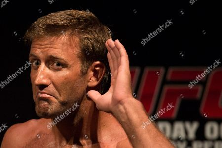 Stephan Bonnar Mixed martial arts fighter Stephan Bonnar, from the U.S., jokes with fans during the UFC 153 weigh-in event in Rio de Janeiro, Brazil, . The Ultimate Fighting Championship organization is holding fighting events on Saturday