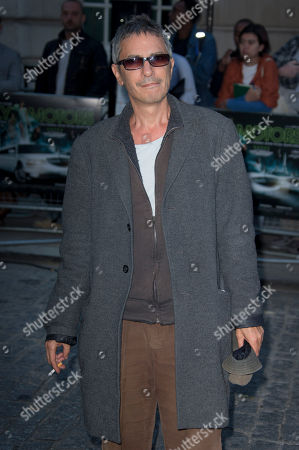 Denis Lavant Director Leos Carax arrives for the UK premiere of Holy Motors at London's Curzon Mayfair