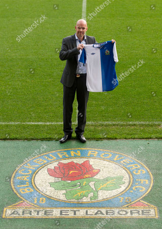 Editorial picture of Britain Soccer Blackburn manager