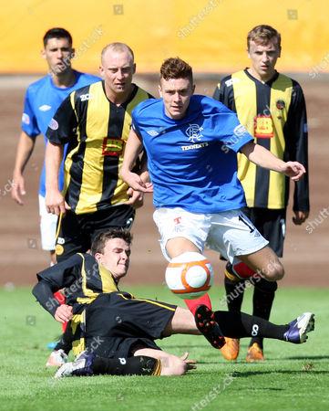 Editorial photo of Britain Soccer Scottish League