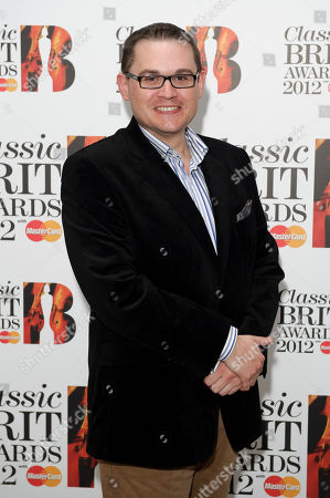 Editorial picture of Britain The Classic BRIT Awards Nominations Launch