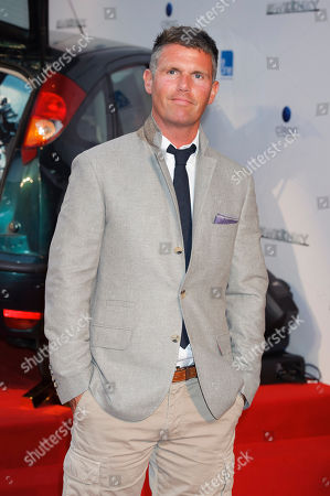 Nick Love Nick Love arrives for the European Premiere of The Sweeney at a central London cinema, London