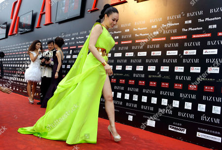 Christy Chung Chinese-Canadian actress Christy Chung walks on the red carpet at a charity event held in Beijing