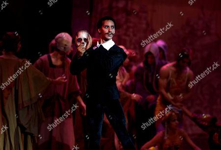 Editorial photo of Cuba Ballet Festival, Havana, Cuba