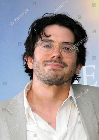 Brian M. cassidy U.S. director Brian M. Cassidy poses during the photo call of the movie 'Francine' at the 38th American Film Festival in Deauville, Normandy, France