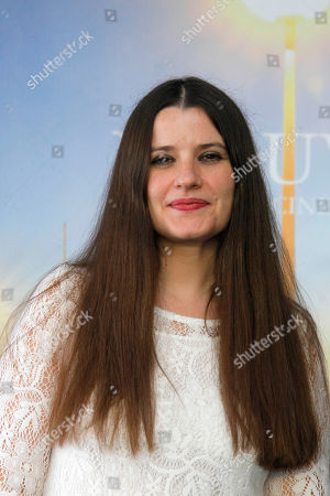 Melanie Shatzky Canadian director Melanie Shatzky poses during the photo call of the movie 'Francine' at the 38th American Film Festival in Deauville, Normandy, France