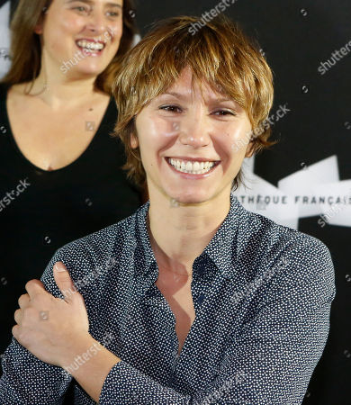 Dinara Drukarova Russian actress Dinara Drukarova, smiles as she arrives for the pre-premier of the movie Love at the Cinematheque Francaise, in Paris, . The movie won the Golden Palm 2012 in Cannes
