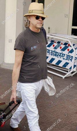 Bob Geldof Sir Bob Geldof, musician and activist, arrives in Jodhpur, India, . Geldof arrived in Jodhpur Monday to attend the 50th birthday celebrations of British supermodel Naomi Campbell's Russian boyfriend Vladimir Doronin on Nov. 7, 2012, with other celebrities from Hollywood and modeling industry, according to media reports