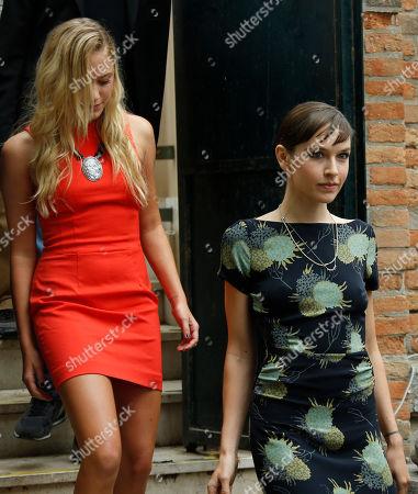 Editorial image of Italy Venice Film Festival Arrivals, Venice, Italy