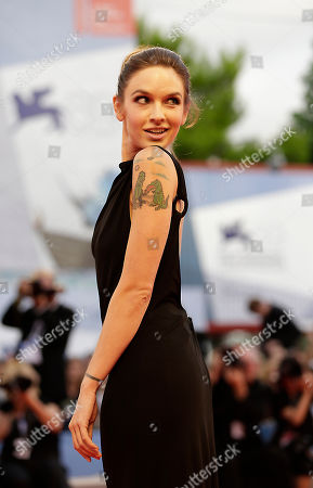 Hallie Elizabeth Newton Screenwriter Hallie Elizabeth Newton arrives for the premiere of the film 'At Any Price' during the 69th edition of the Venice Film Festival in Venice, Italy