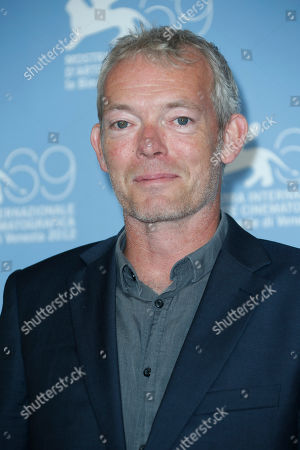 Stock Photo of Soren Malling Actor Soren Malling poses at the photo call of the film 'Kapringen' at the 69th edition of the Venice Film Festival in Venice, Italy