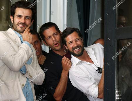 Editorial image of Italy Venice Film Festival Linhas De Wellington photo call, Venice, Italy