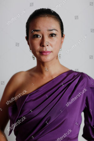 CHO Min-soo Actress CHO Min-soo poses for portraits at the 69th edition of the Venice Film Festival in Venice, Italy