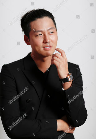LEE Jung-jin Actor LEE Jung-jin poses for portraits at the 69th edition of the Venice Film Festival in Venice, Italy