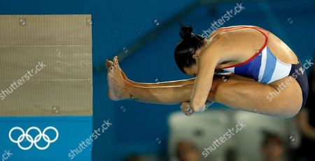 Editorial image of London Olympics Diving Women