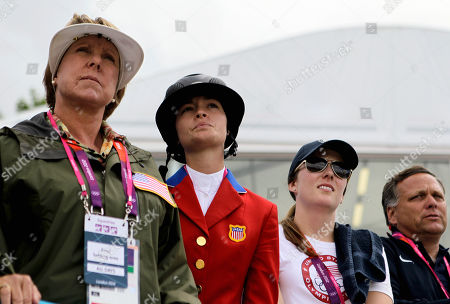 Reed Kessler Reed Kessler, of the United States, second from left, looks on with members of the U.S. equestrian show jumping team as teammate Mclain Ward competes in the show jumping team event at the 2012 Summer Olympics, in London