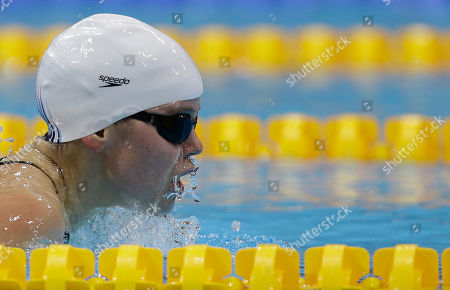 Editorial photo of London Paralympics Swimming