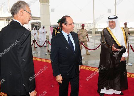 Editorial picture of Mideast Saudi Arabia France, Jiddah, Saudi Arabia