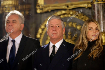 Editorial image of Serbia Yugoslavia Royal Family