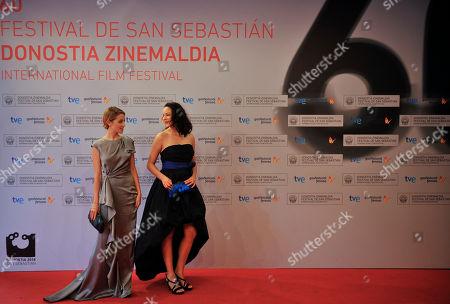 Editorial picture of Spain San Sebastian Film Festival, San Sebastian, Spain