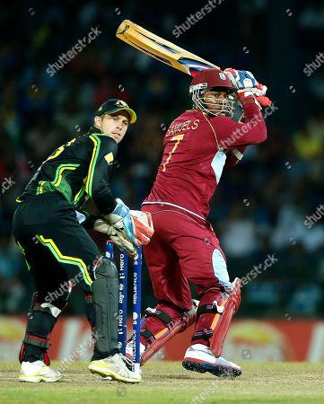 Editorial picture of Sri Lanka ICC Cricket T20 WCup, Colombo, Sri Lanka