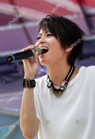 Gigi Leung Hong Kong singer Gigi Leung performs during the gay and lesbian parade in Taipei, Taiwan, . Thousands of gay rights supporters participated in the parade as they showed Taiwan's acceptance of alternative lifestyles and activities from traditional ways of Chinese life