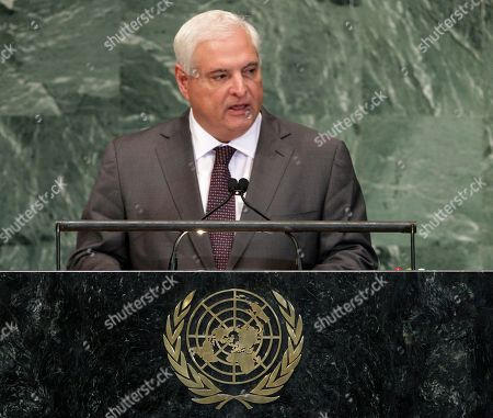 Ricardo Martinelli Berrocal Panama's President Ricardo Martinelli Berrocal addresses the 67th session of the United Nations General Assembly at U.N. headquarters