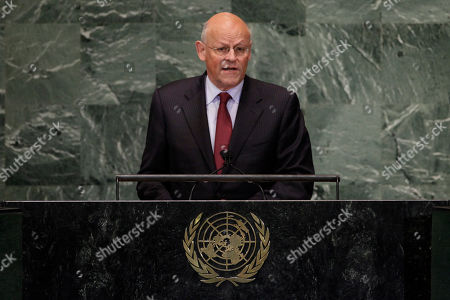 Uri Rosenthal Netherlands' Foreign minister Uri Rosenthal addresses the 67th session of the United Nations General Assembly at U.N. headquarters, at United Nations headquarters