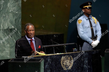 Michael Chilufya Sata Zambia's President Michael Chilufya Sata addresses the 67th session of the United Nations General Assembly at U.N. headquarters