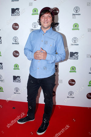 Stock Photo of Chris Lilley Australian actor Chris Lilley arrives for MTV Winter, a promotional party in Melbourne, Australia