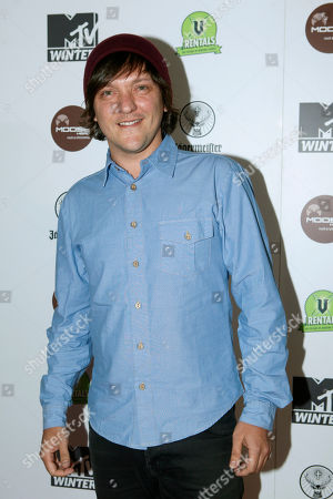 Stock Image of Chris Lilley Australian actor Chris Lilley arrives for MTV Winter, a promotional party in Melbourne, Australia