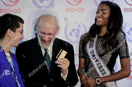 Editorial photo of Brazil Rio+20, Rio de Janeiro, Brazil