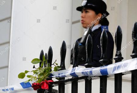 Editorial image of Britain Billionaire Death