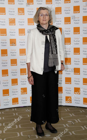 Georgina Harding Author Georgina Harding of 'Painter of Silence' poses for the photographers, ahead of the announcement of the 2012 Orange for Fiction award in London's Royal Festival Hall