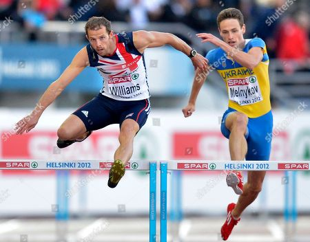 Editorial picture of Finland Athletics Europeans, Helsinki, Finland