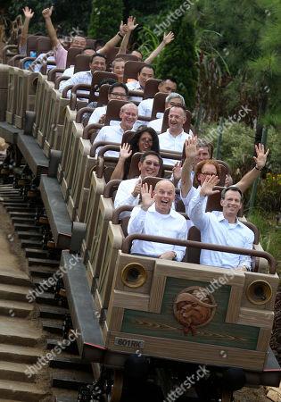 Editorial image of Hong Kong Disneyland