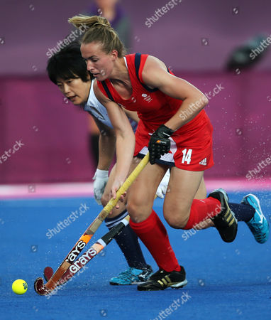 Laura Bartlett Britain's Laura Bartlett vies for the ball with an unidentified Japanese player during their women's hockey preliminary round match at the 2012 Summer Olympics, in London