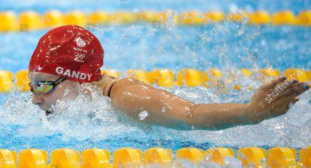 Editorial image of London Olympics Swimming Women