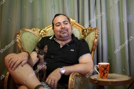 Editorial image of Mexico Hector Terrones, Mexico City, Mexico