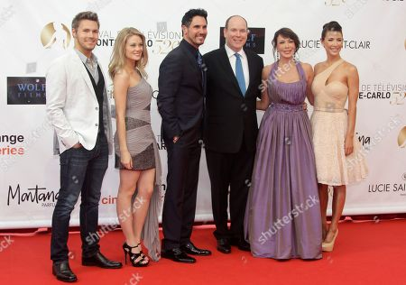 Editorial photo of Monaco Monte Carlo Television Festival, Monaco